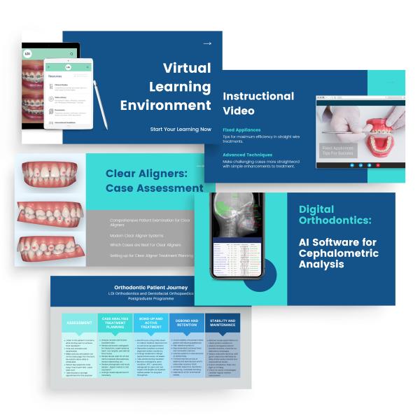 orthodontic courses
